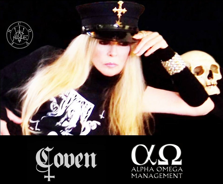 JINX DAWSON And COVEN Sign Worldwide Deal With ALPHA OMEGA