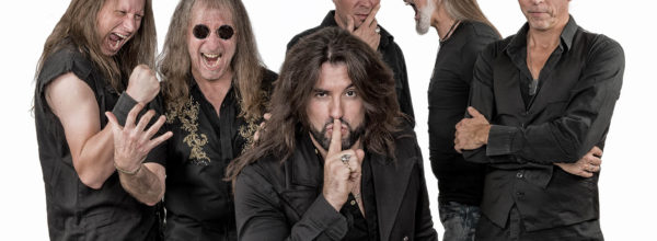THE UNITY Featuring Members of GAMMA RAY Release New Single and Lyric Video