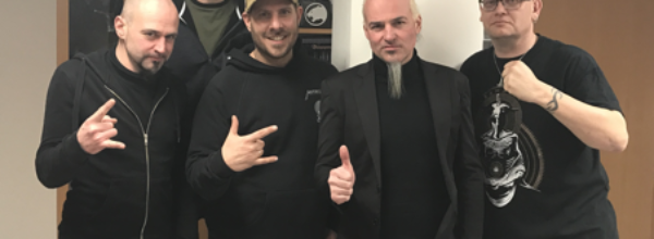SAMAEL Sign Worldwide Deal With Napalm Records