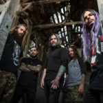 "Suicide Silence Release Music Video For New Single ""Two Steps"""