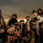 "YE BANISHED PRIVATEERS Presents ""No Metal, No Pay"""